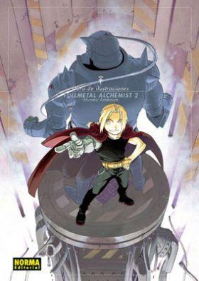 Libro de ilustraciones Fullmetal Alchemist 2 (Full Metal Alchemist Artbook, #2)