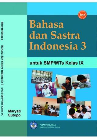 Bahasa dan Sastra Indonesia 3 untuk SMP/MTs kelas IX