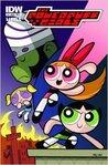 The Powerpuff Girls #1 by Troy Little
