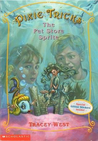 The Pet Store Sprite (Pixie Tricks, #3)