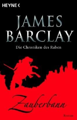 Zauberbann (Chroniken des Raben, #1)