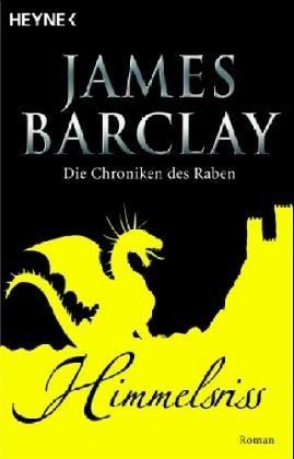 Himmelsriss (Chroniken des Raben, #4)
