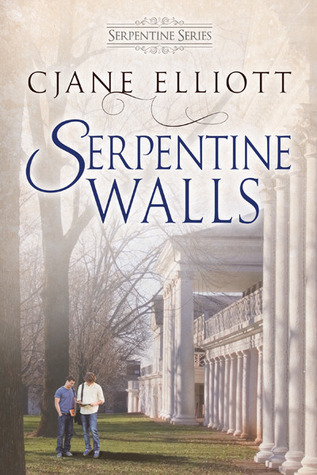Serpentine Walls by CJane Elliott