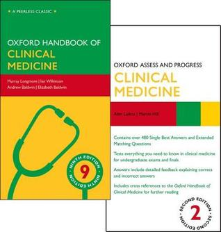 Oxford Handbook of Clinical Medicine 9e and Oxford Assess and Progress: Clinical Medicine 2e Pack