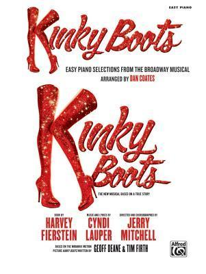 Kinky Boots: Easy Piano Selections from the Broadway Musical