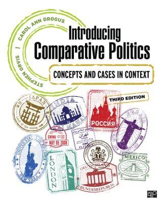 Introducing Comparative Politics; Concepts and Cases in Context