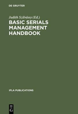Basic Serials Management Handbook