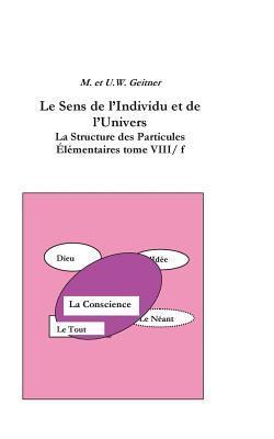 Le sens de l'individu et de l'Univers: La Structure des Particules Élémentaires VIII f