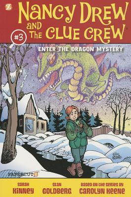 Enter the Dragon Mystery (Nancy Drew and the Clue Crew Graphic Novels #3)