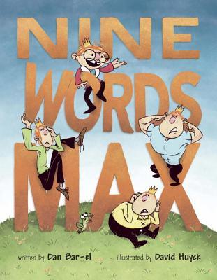 Ebook Nine Words Max by Dan Bar-el PDF!