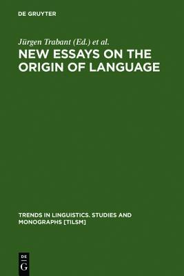 New Essays on the Origins of Language