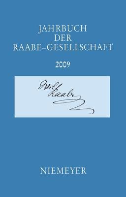 Yearbook of the Raabe Society 2008