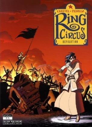 Ring Circus 04. Revolution