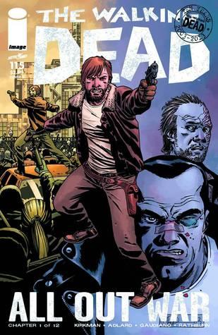 The Walking Dead, Issue #115