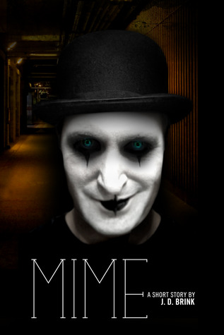 Book Cover Mime by J.D. Brink
