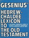 Download Gesenius' Hebrew and Chaldee lexicon to the Old Testament scriptures