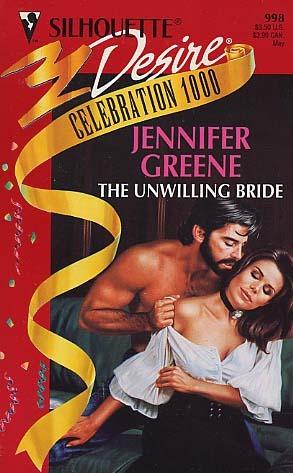 The Unwilling Bride (Silhouette Desire, No 998)