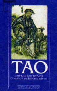 Tao. Lao-tzu: Tao-te-king. Chuang-tzu: Innere Lehren