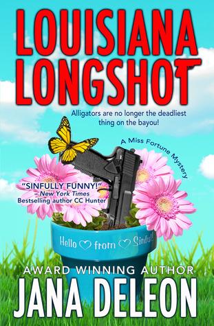 Louisiana Longshot by Jana Deleon