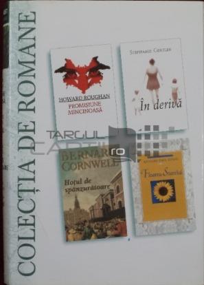 Colectia de romane 1: Promisiune Mincinoasa / In deriva / Hotul de Spanzuratoare / Floarea-Soarelui