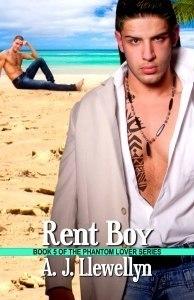 Rent Boy (Phantom Lover, #5)