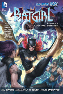 Best Run Batgirl