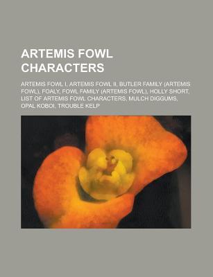 Artemis Fowl Characters