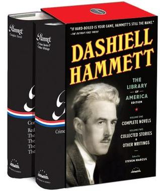 Dashiell Hammett: The Library of America Edition: Hammett