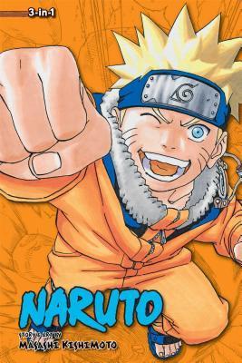 Naruto (3-in-1 Edition), Vol. 7: Includes Vols. 19, 20 & 21 (Naruto: Omnibus, #7)