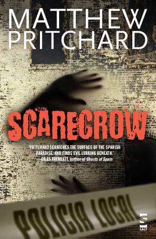 Scarecrow (Danny Sanchez, #1)