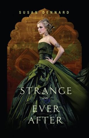 Strange and Ever After (Something Strange and Deadly, #3)