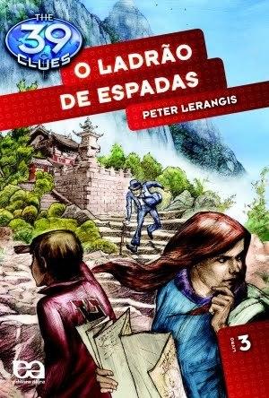 Ebook O Ladrão de Espadas by Peter Lerangis TXT!