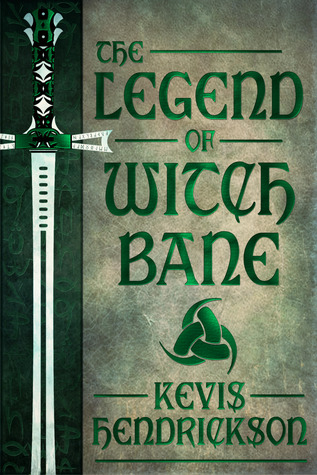 The Legend of Witch Bane(Witch Bane Saga 1)