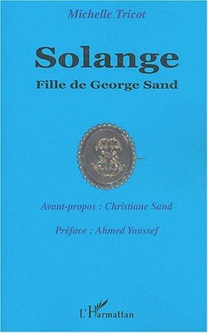 Solange, Fille de George Sand
