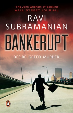 Ebook BANKERUPT by Ravi Subramanian PDF!