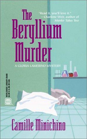 The Beryllium Murder (Periodic Table, #4)