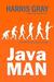 Java Man by Harris Gray