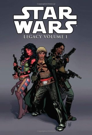 Star Wars: Legacy, Book 1
