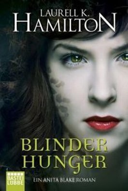 Blinder Hunger (Anita Blake, #12 part 2 of 2)