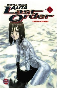 Battle Angel Alita - Last Order, Bd. 11 by Yukito Kishiro
