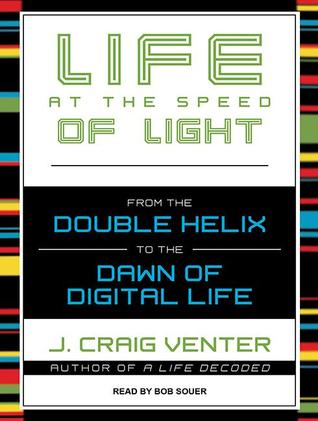 From the Double Helix to the Dawn of Digital Life - J. Craig Venter