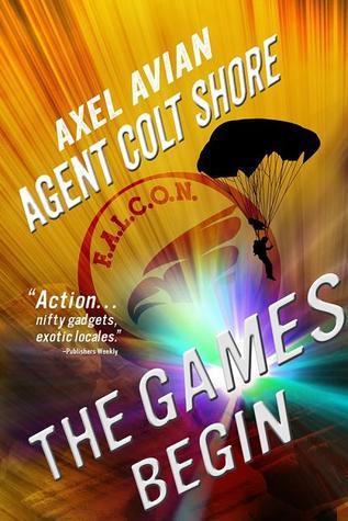 Agent Colt Shore The Games Begin