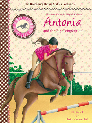 EPUB Download Antonia and the Big Competition