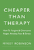 Cheaper Than Therapy by Mykey Robinson