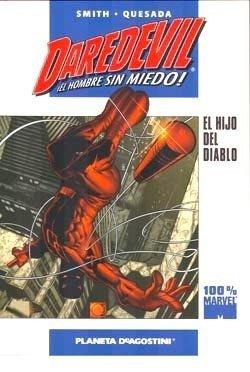 Daredevil ¡El hombre sin miedo! #1: El hijo del diablo