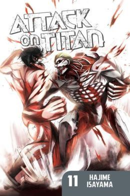Attack on Titan, Vol. 11 (Attack on Titan, #11)