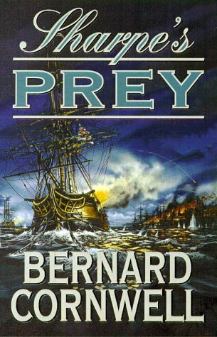 Book Review: Bernard Cornwell's Sharpe's Prey: Denmark, 1807
