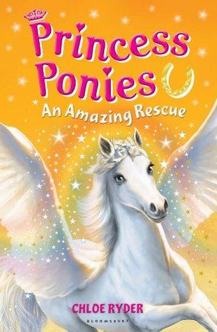 An Amazing Rescue (Princess Ponies, #5)