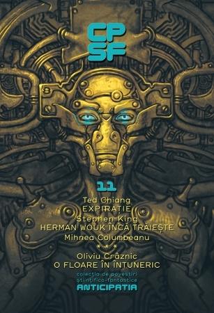 Colecţia de Povestiri Ştiinţifico-Fantastice (CPSF A #11)