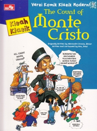 The Count of Monte Cristo Versi Komik Klasik Modern